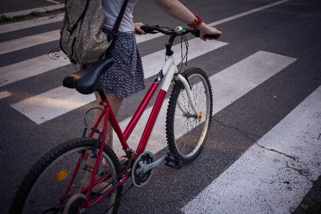 恋愛感情から自転車ストーカー男に変貌