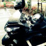 バイクの無い探偵事務所が多い
