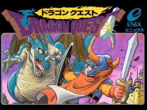 ロールプレイングの革命児「ドラゴンクエスト」