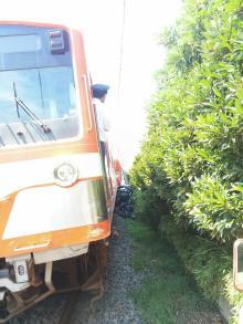 千葉県松戸市、流鉄流山線事故