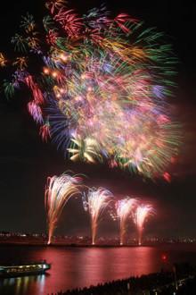 千葉県市川市民納涼花火大会